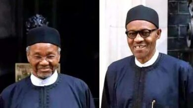 Photo of Mamman Daura reportedly flown abroad for medical treatment