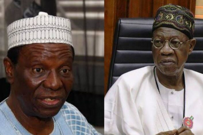 You can't regulate broadcasting as a politician - Ex-NTA DG, Tonnie Iredia tells Lai Mohammed 1