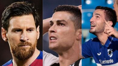 Photo of Messi fails to make list of 10 most lethal strikers in Europe as Ronaldo gets third place (See full list)