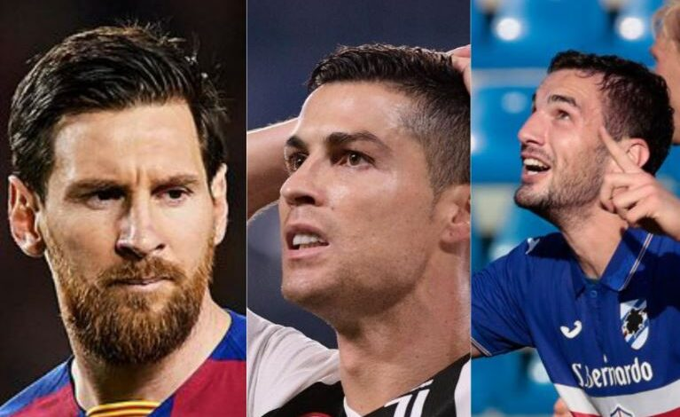 Messi fails to make list of 10 most lethal strikers in Europe as Ronaldo gets third place (See full list) 1