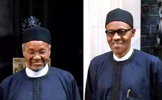 Mamman Daura's son denies reports about his father's health 1