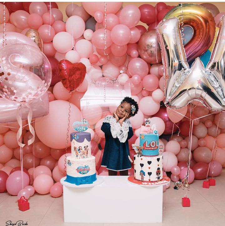 Singer, Patoranking celebrates daughter as she turns two (Photos) 6