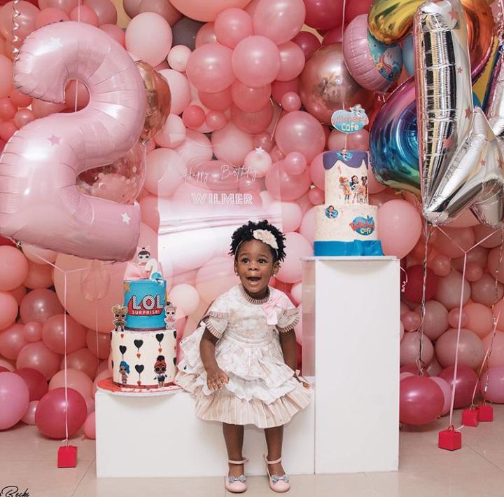 Singer, Patoranking celebrates daughter as she turns two (Photos) 7