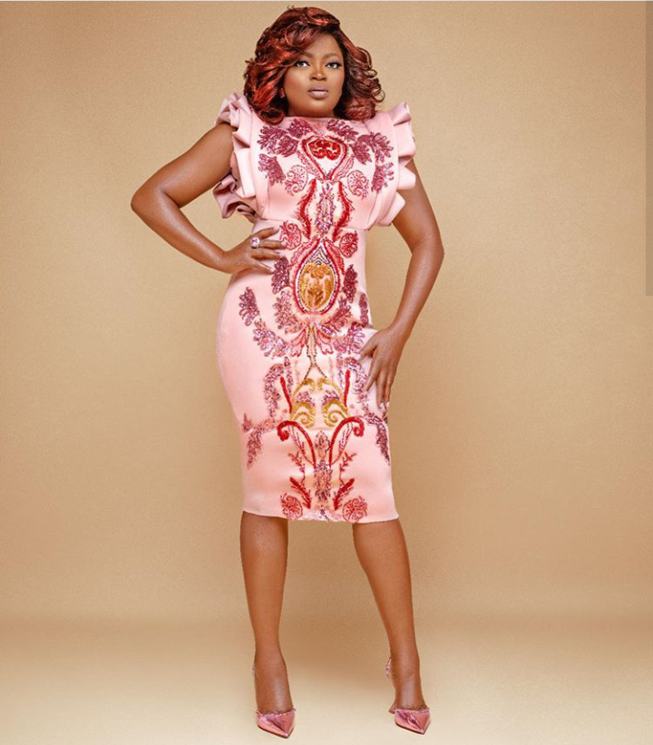 Funke Akindele celebrates 43rd birthday with lovely photos (Photos) 6