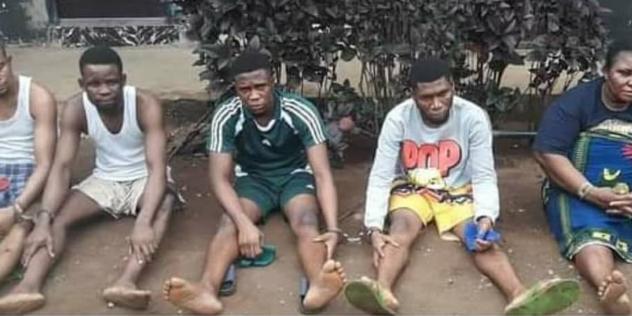 #JusticeforUwa: Suspects say they were paid N1m to kill UNIBEN Undergraduate, Vera Omozuwa 8