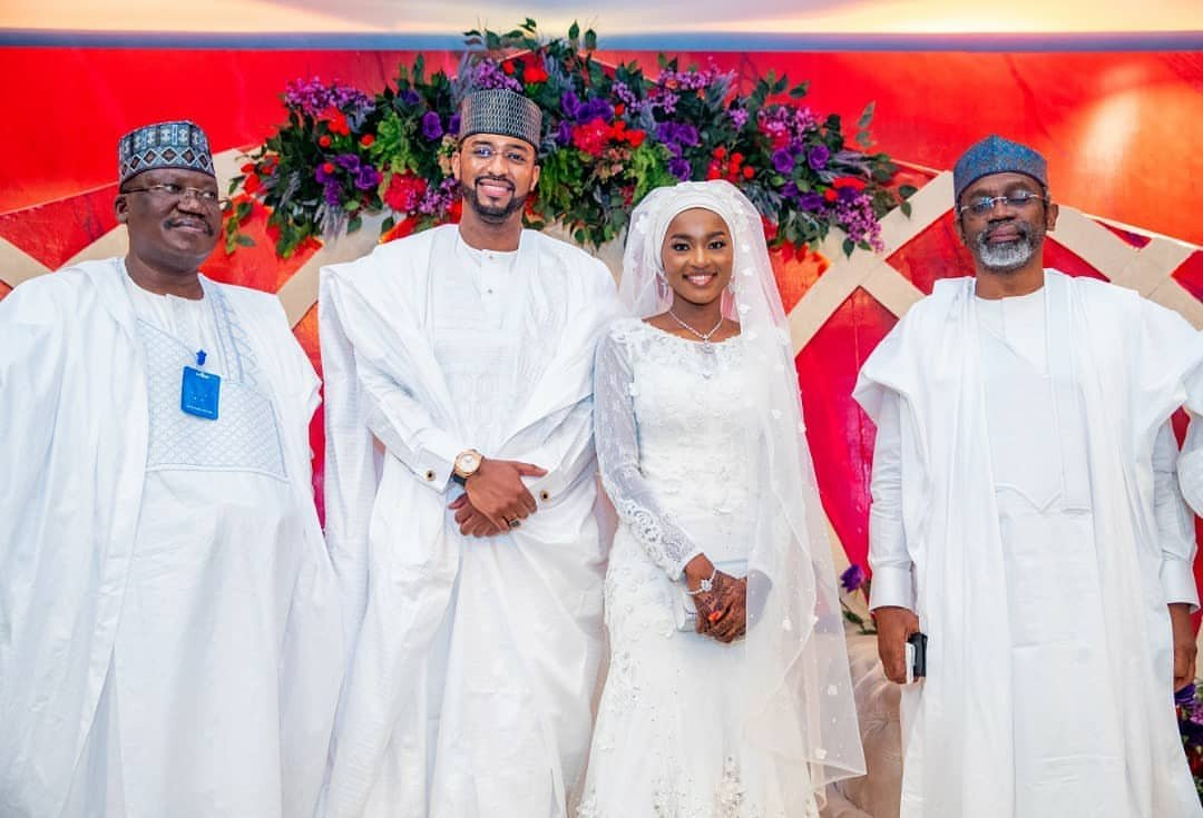 Photos from Hanan Buhari and Turad Sha'aban's wedding 25