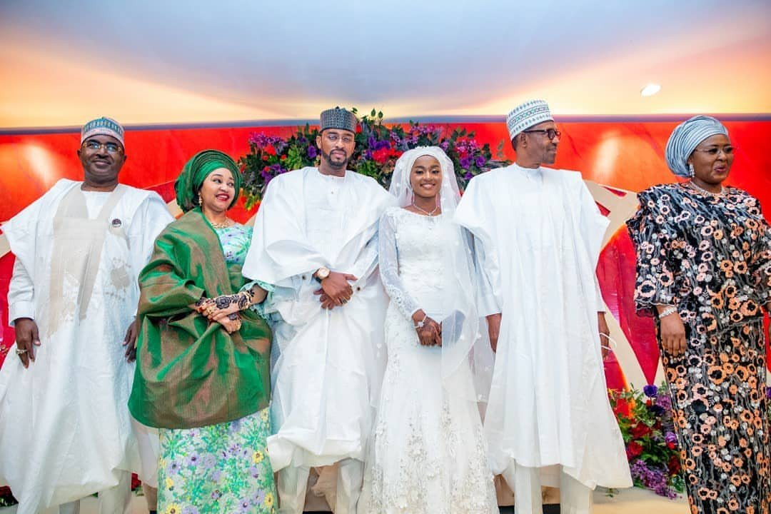 Photos from Hanan Buhari and Turad Sha'aban's wedding 24