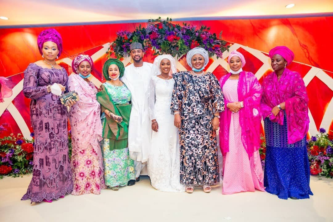 Photos from Hanan Buhari and Turad Sha'aban's wedding 29