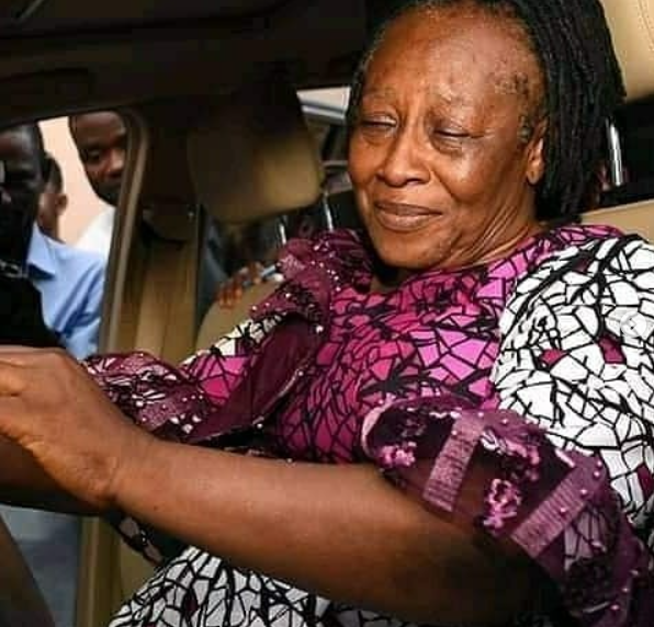 Patience Ozokwor Receives Car as Birthday Gift from her Children (Photos) 8