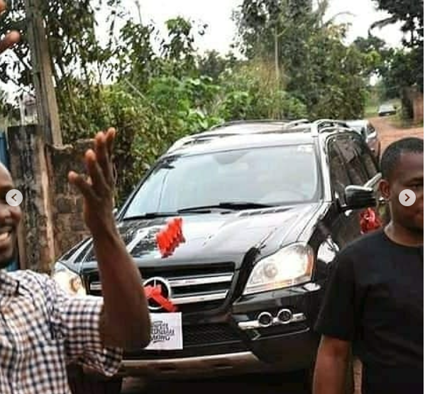 Patience Ozokwor Receives Car as Birthday Gift from her Children (Photos) 9