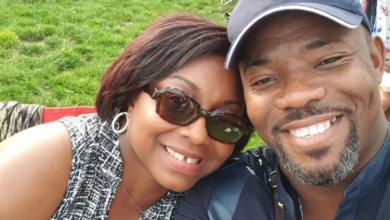 Photo of Okey Bakassi celebrates 19th wedding anniversary with his wife, Ezinne
