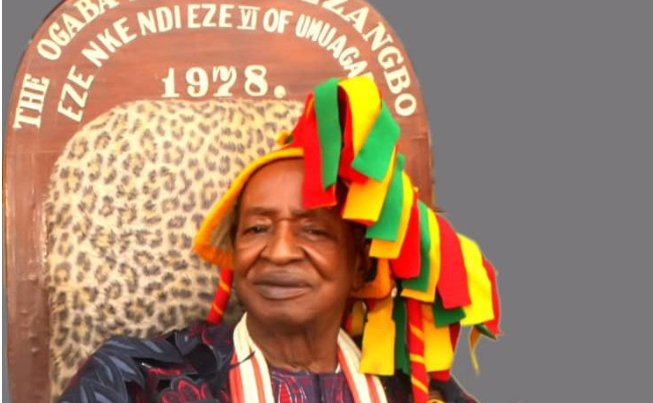 Ebonyi Monarch dies at 81 after serving his community for 42 years 1