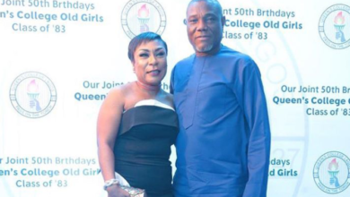 Photo of Burna Boy's Parents, Samuel and Bose Ogulu celebrate 30 years in Marriage