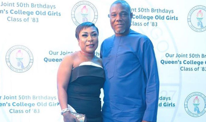 Burna Boy's Parents, Samuel and Bose Ogulu celebrate 30 years in Marriage 1
