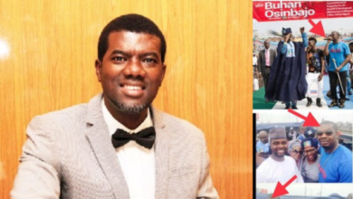 "Photo of ""They use you today and throw you in jail or harass you tomorrow""- Reno Omokri reacts to alleged invitation of Don Jazzy by DSS"