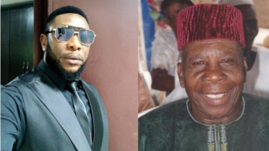 Photo of Nollywood Filmmaker, Tchidi Chikere writes tribute to his father after 7 years of his death