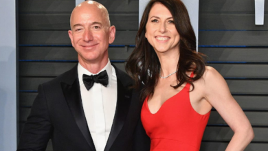 Photo of Jeff Bezos' ex-wife, Mackenzie Scott becomes world richest woman