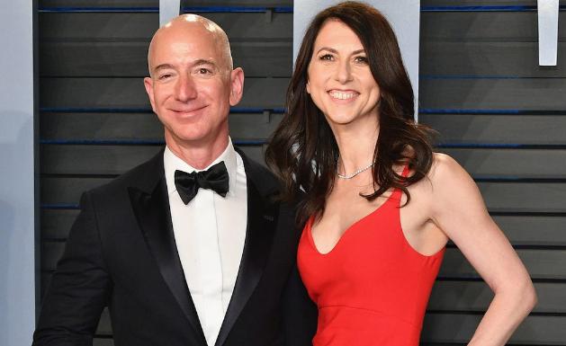 Jeff Bezos' ex-wife, Mackenzie Scott becomes world richest woman 1