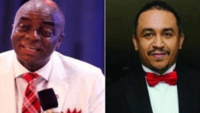 Photo of Submission is not reserved for women alone – Daddy freeze replies Oyedepo