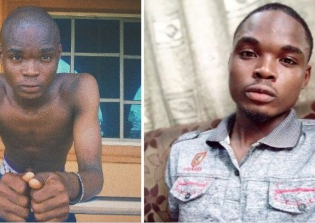 Former Drug addict shares transformation photo after he stayed off drugs 3