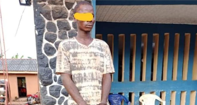 Self-acclaimed Pastor kills native doctor in Anambra state 1