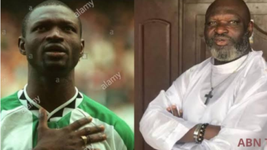 Photo of Former Super Eagles defender, Ajibade Babalade dies of Cardiac arrest