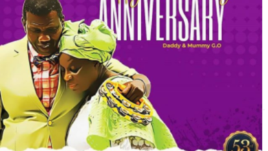 Photo of Leke Adeboye celebrates parents 53rd wedding anniversary, shades people with failed marriages