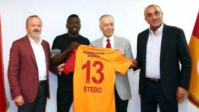 Photo of Nigerian midfielder, Etebo Karo joins Galatasaray on loan deal