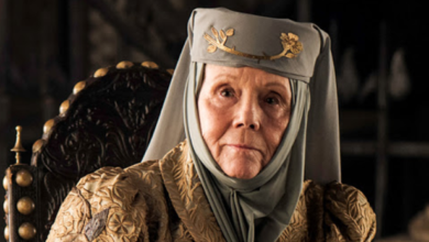 Photo of Game of thrones star, Diana Rigg dies at 82