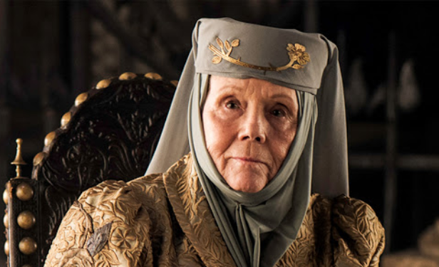 Game of thrones star, Diana Rigg dies at 82 1