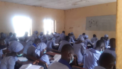 Photo of WAEC conducts exams in Chibok six years after abduction of schoolgirls