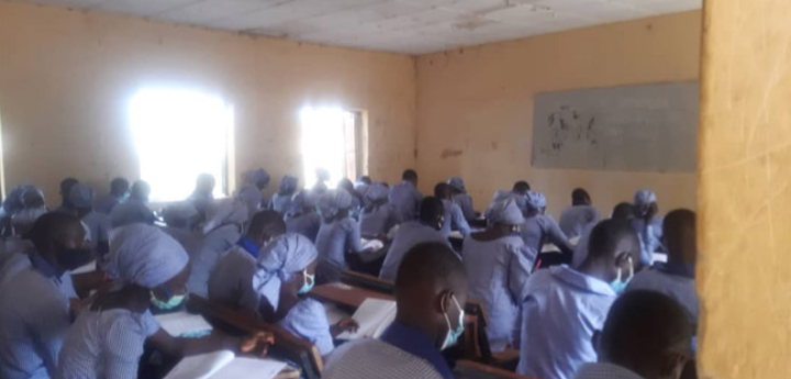 WAEC conducts exams in Chibok six years after abduction of schoolgirls 1