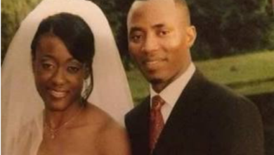 Photo of Sowore, wife celebrate 16th wedding anniversary