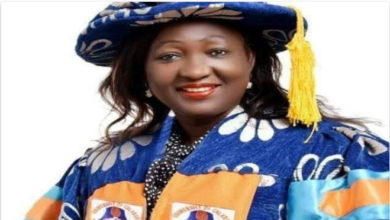 Photo of Prof. Florence Obi becomes first female UNICAL VC