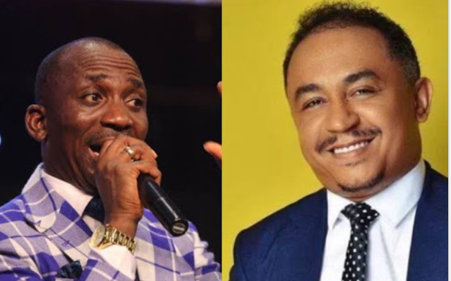 Oyedepo: You better repent now or Jehovah will deal with you and your lineage - Eneche tells Daddy Freeze 1