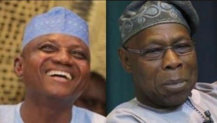 Obasanjo is Nigeria's divider-in-chief - Garba Shehu 1