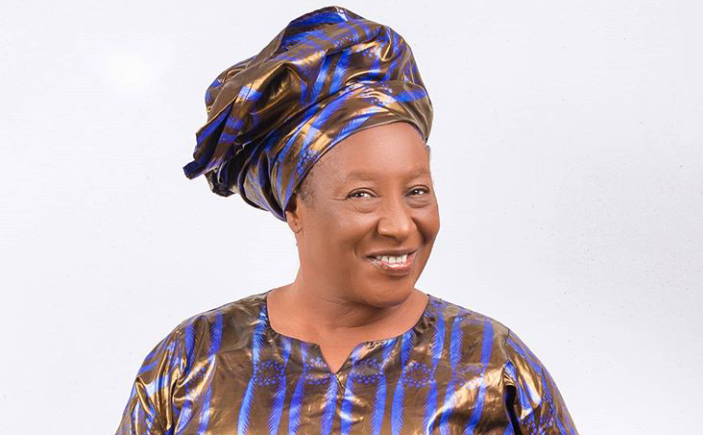 Patience Ozokwor Receives Car as Birthday Gift from her Children (Photos) 7