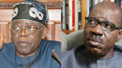 Photo of Edo Election: Reject Obaseki , he is a dictator – Tinubu tells Edo People