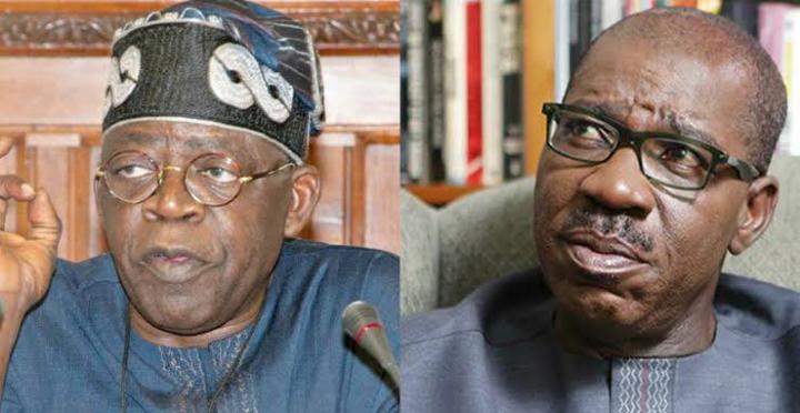 Edo Election: You cannot extend your political empire to Edo - Obaseki replies Tinubu 1