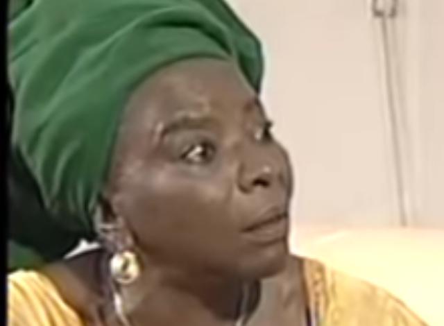 Veteran Actress, Louisa Nwobodo dies at 78 1
