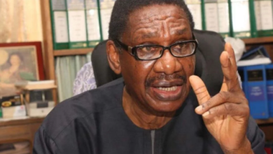 Photo of Malami wants to shut down EFCC – Sagay reacts to new anti-corruption bill