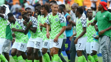 Photo of Super Eagles move up two places, ranks 29th in the world