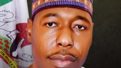 Photo of Boko Haram are recruiting many of our Children – Gov. Zulum