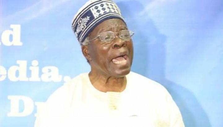 We want our own country - Yoruba Leader, Akintoye 1