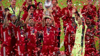 Photo of Bayern Munich beat Sevilla to clinch UEFA Super Cup title