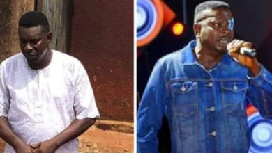 "Photo of ""Save me"" – Baba Fryo calls out for help as he battles depression."