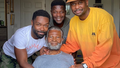 Photo of Nigerian Hollywood actor, David Oyelowo loses Dad to Colon Cancer