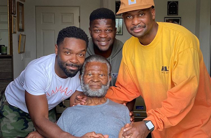 Nigerian Hollywood actor, David Oyelowo loses Dad to Colon Cancer 1