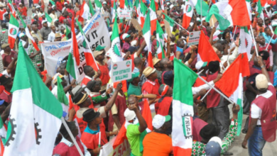 Photo of NLC and FG reach agreement as strike is suspended (photos)