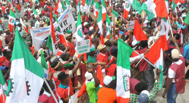 NLC and FG reach agreement as strike is suspended (photos) 7